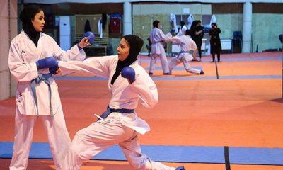 13980415000583 Test PhotoN 400x240 آغاز اردوی تیم ملی کاراته بانوان برای اعزام به ژاپن از ۱۴ مرداد