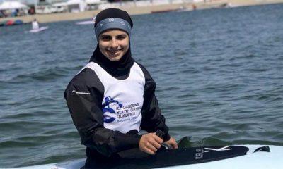 13980419000938 Test PhotoN 400x240 قایقران ایران به لهستان رفت| حضور نیروانا اسدبیگی در قهرمانی جوانان جهان