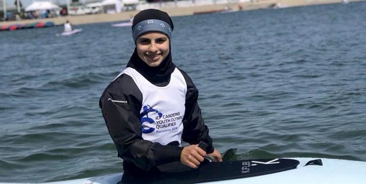 قایقران ایران به لهستان رفت  حضور نیروانا اسدبیگی در قهرمانی جوانان جهان
