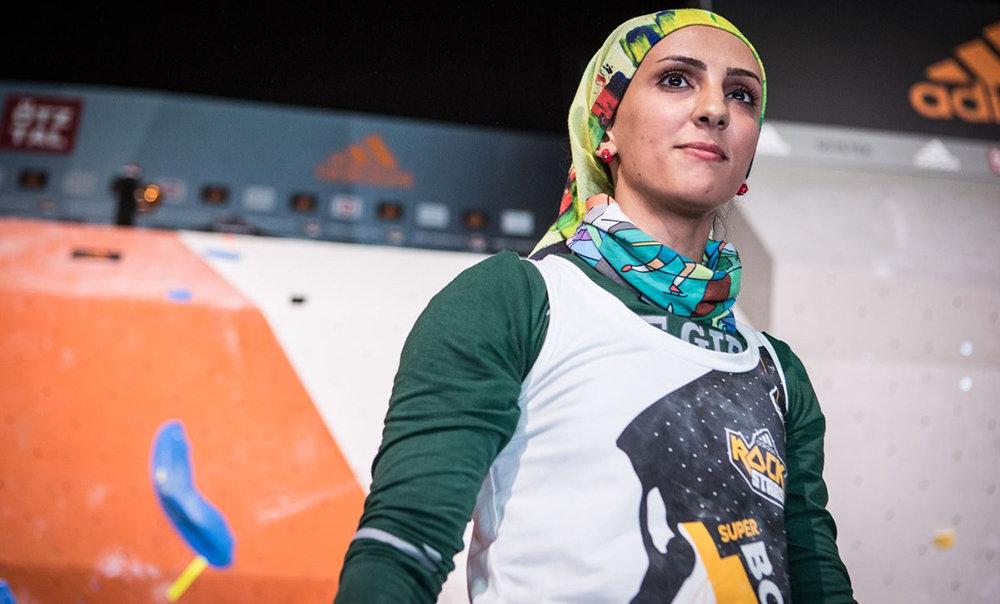 الناز رکابی سهمیه بازیهای جهانی ساحلی را به دست آورد