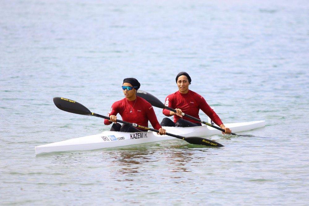 هدیه کاظمی: به المپیکی شدن امیدواریم  در شرایطی تمرین میکنیم که بیمه نداریم