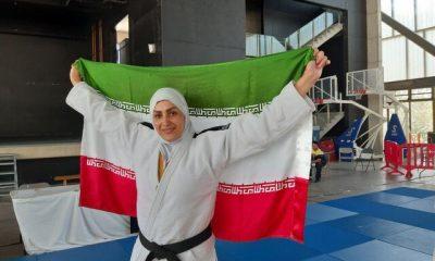 57904504 400x240 چهار مدال برای دختران ایران در بازی های جهانی کارگری| اولین طلای جهانی جودو به چغلوند رسید