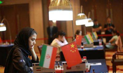 57906738 400x240 تساوی سارا خادم الشریعه برابر نماینده جمهوری آذربایجان در خاک چین