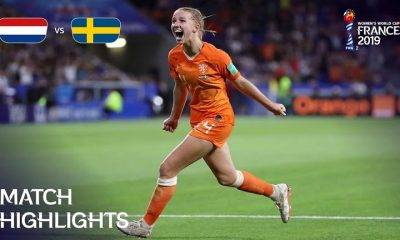 netherlands vs sweden fifa womens world cup 400x240 ویدئو | هلند 1 0 سوئد | جام جهانی فوتبال زنان