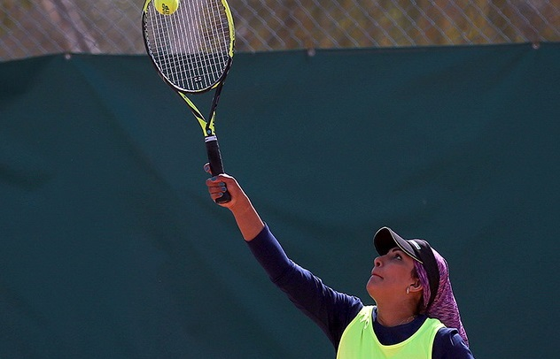 news1107 نتایج جدول اصلی رقابت های تنیس آزاد کشور در مشهد