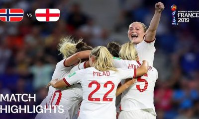 norway england fifa womens world cup 400x240 ویدئو | انگلیس 3 0 نروژ | جام جهانی فوتبال زنان