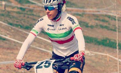 partoazar Mtb captan national team M copy 400x240 دوچرخه سواری کوهستان بانوان کشور| مقام نخست به فرانک پرتوآذر رسید