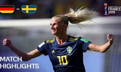sweden gemany fifa womens world cup video 400x240 ویدئو | سوئد 2 1 آلمان | جام جهانی فوتبال زنان