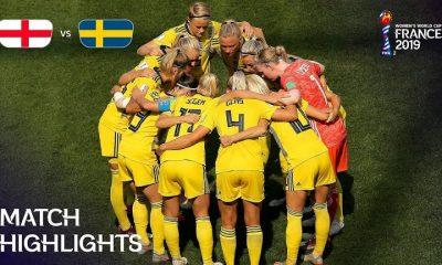 sweden vs england fifa womens world cup 400x240 ویدئو | سوئد 2 1 انگلیس | دیدار رده بندی جام جهانی فوتبال زنان