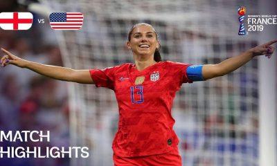 usa vs england fifa womens world cup 400x240 ویدئو | آمریکا 2 1 انگلیس | جام جهانی فوتبال زنان