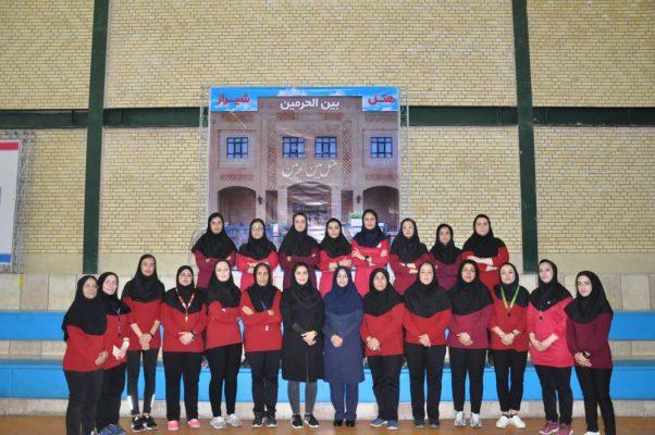اختتامیه مسابقات کبدی جوانان دختر کشور در فارس 602x400 تصاویر | مسابقات کبدی جوانان دختر کشور در شیراز