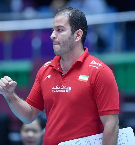 ایران چین تایپه والیبال قهرمانی زنان آسیا 14 560x600 نظرات جواد مهرگان و مائده برهانی پس از شکست والیبالیست ها برابر چین تایپه