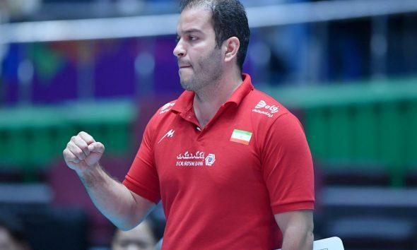 ایران چین تایپه والیبال قهرمانی زنان آسیا 14 590x354 نظرات جواد مهرگان و مائده برهانی پس از شکست والیبالیست ها برابر چین تایپه