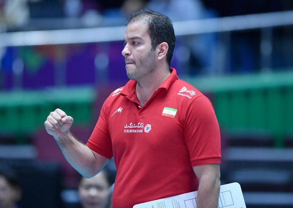 ایران چین تایپه والیبال قهرمانی زنان آسیا 14 984x700 گزارش تصویری | دیدار ایران و چین تایپه در والیبال زنان آسیا