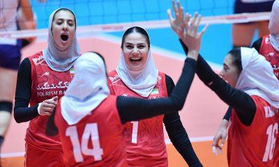 ایران چین تایپه والیبال قهرمانی زنان آسیا 15 400x240 گزارش تصویری | دیدار ایران و چین تایپه در والیبال زنان آسیا