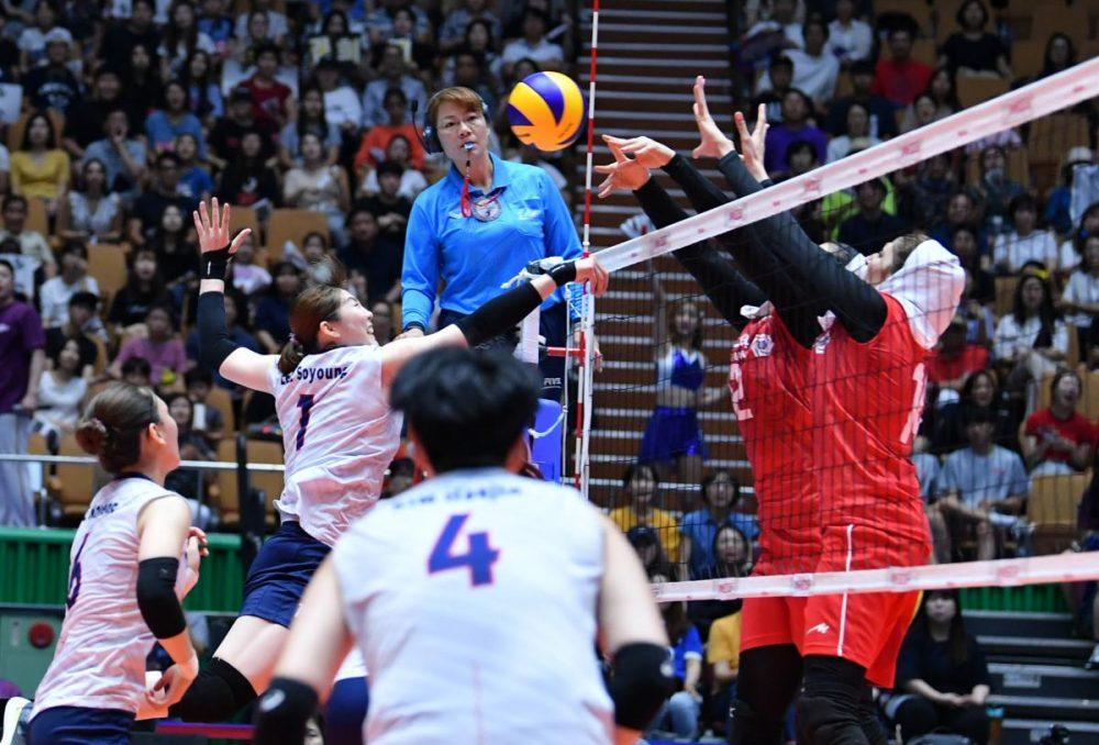 تصاویر دیدار تیم های ملی والیبال بانوان ایران و کره جنوبی 14 1000x678 گزارش تصویری دیدار والیبال بانوان ایران و کره جنوبی