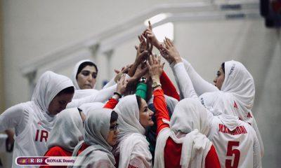 تیم ملی بسکتبال بانوان 400x240 بسکتبال غرب آسیا | دختران بسکتبالیست ایران برابر اردن به پیروزی رسیدند