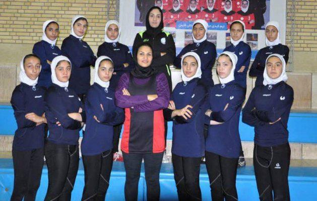 تیم کبدی سمنان در مسابقات جوانان دختر کشور در شیراز 629x400 تصاویر | مسابقات کبدی جوانان دختر کشور در شیراز