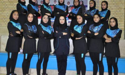 تیم کبدی مازندران در مسابقات جوانان دختر کشور در شیراز 400x240 تصاویر | مسابقات کبدی جوانان دختر کشور در شیراز