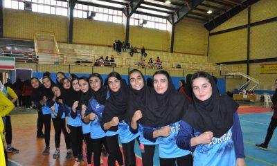 تیم کبدی گلستان قهرمان مسابقات جوانان دختر کشور در شیراز 400x240 مسابقات کبدی جوانان دختر کشور در شیراز | گلستان جام قهرمانی را بالای سر برد