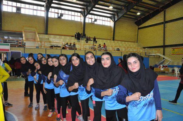 تیم کبدی گلستان قهرمان مسابقات جوانان دختر کشور در شیراز 602x400 تصاویر | مسابقات کبدی جوانان دختر کشور در شیراز