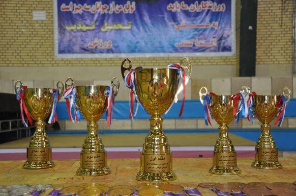 جام هالی قهرمانی مسابقات کبدی جوانان کشور 602x400 تصاویر | مسابقات کبدی جوانان دختر کشور در شیراز