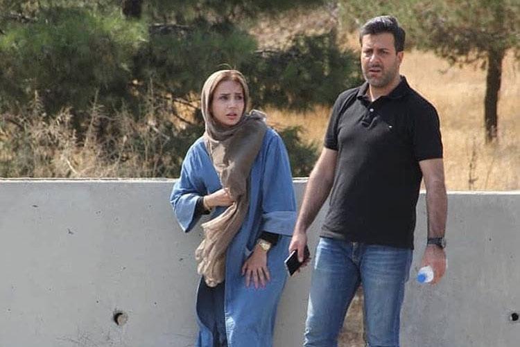 فیلم بزرگراه مجید واشقانی و شبنم قلی خانی اکران خصوصی فیلم بزرگراه | روایت چالش اجازه همسر برای دختران ورزشکار