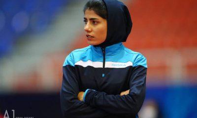 محبوبه رضوی سرمربی پویندگان صنعت فجر شیراز 400x240 محبوبه رضوی : دختران ورزشکار مجبور به اشتغال هستند | پویندگان 98، بومی و جوان اما با انگیزه