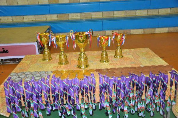 مراسم اختتامیه مسابقات کبدی جوانان دختر کشور در شیراز 602x400 تصاویر | مسابقات کبدی جوانان دختر کشور در شیراز