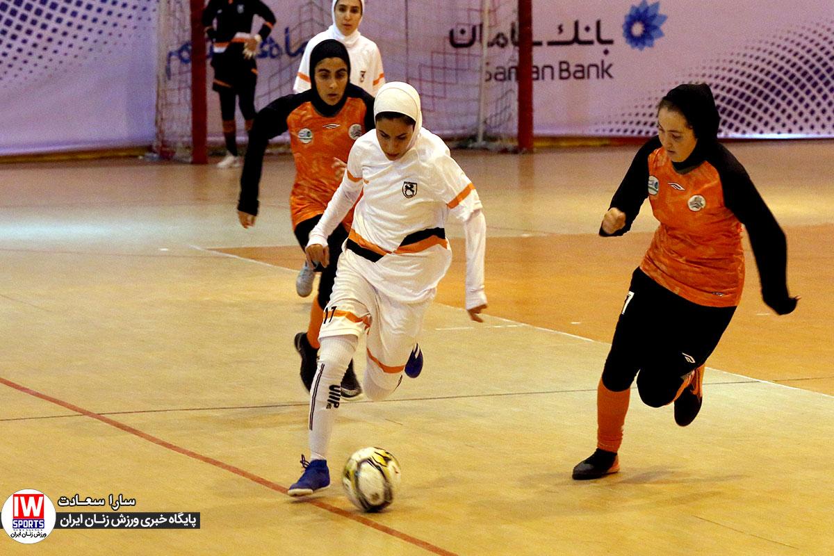نیمه نهایی لیگ برتر فوتسال زنان لغو شدنی نیست