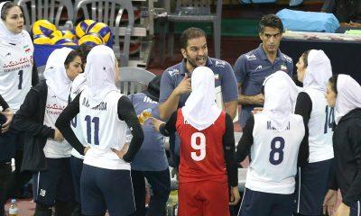والیبال بانوان ایران و هنگ کنگ والیبال قهرمانی زنان آسیا 11 400x240 تیم ملی والیبال بانوان ؛ محصول مهرگان با آجرهای پرتاب شده