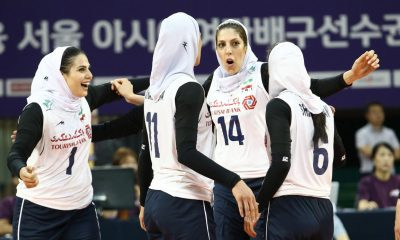 والیبال بانوان ایران و هنگ کنگ والیبال قهرمانی زنان آسیا 6 400x240 همگروه های ایران در مرحله دوم والیبال زنان آسیا | راه صعود از تایلند می گذرد