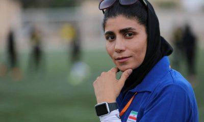 پروانه کران خسروی 400x240 نظرات پروانه کران خسروی در راه اعزام دختران فوتبالیست زیر ۱۵ سال به تورنمنت کافا