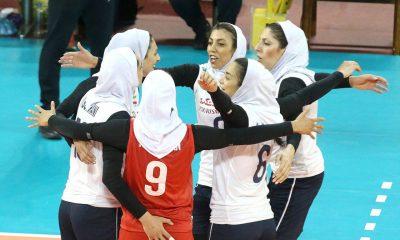 پیروزی تیم ملی والیبال بانوان ایران برابر هنگ کنگ 400x240 ایران 3 هنگ کنگ صفر | صعود با پیروزی آسان و روحیه بخش