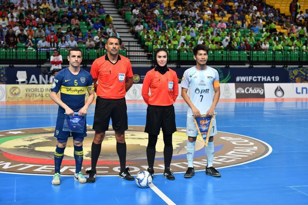 ناظمی یکی از سه داور بازی پایانی | داور ایرانی به فینال جام باشگاه های جهان رسید
