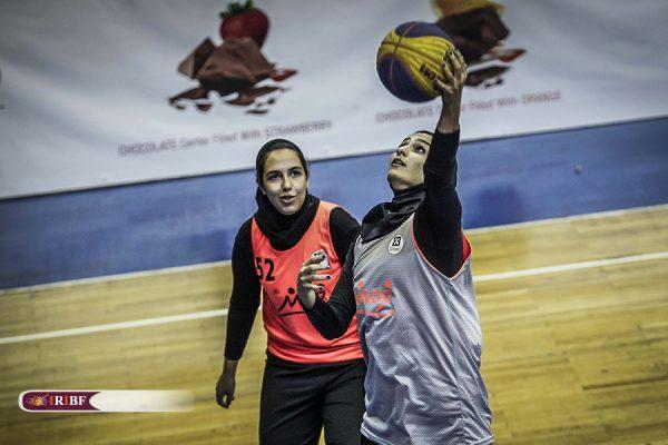 10 copy5 600x400 گزارش تصویری| رقابت های بسکتبال سه نفره بانوان در تالار بسکتبال آزادی