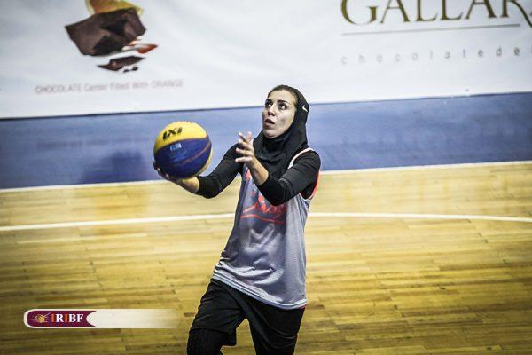 11 copy4 600x400 گزارش تصویری| رقابت های بسکتبال سه نفره بانوان در تالار بسکتبال آزادی
