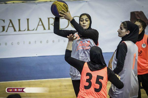 13 copy4 600x400 گزارش تصویری| رقابت های بسکتبال سه نفره بانوان در تالار بسکتبال آزادی