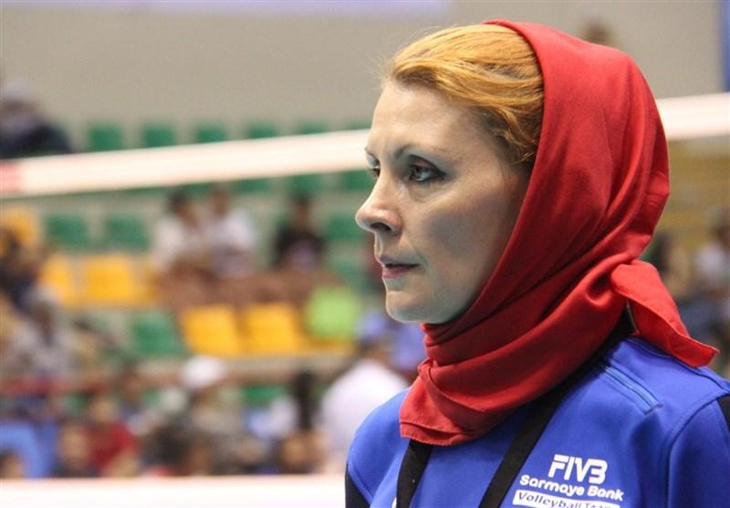 139506202001003338618634 مایدا چیچیچ: انتظارات از تیم ملی والیبال بانوان بالا رفته است   ان شالله ایران مدال میگیرد