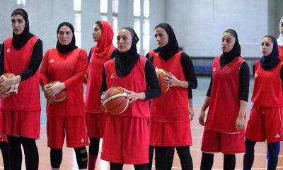 13980415000825 Test PhotoN 400x240 بسکتبال غرب آسیا | شکست دختران  ایران در اولین گام برابر لبنان