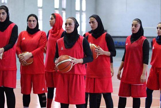 13980415000825 Test PhotoN 560x375 بسکتبال غرب آسیا | شکست دختران  ایران در اولین گام برابر لبنان