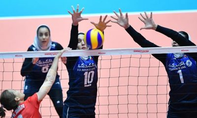 13980531000574 Test PhotoN 400x240 ایران صفر قزاقستان ۳ | رتبه پنجمی دختران والیبالیست هم از دست رفت