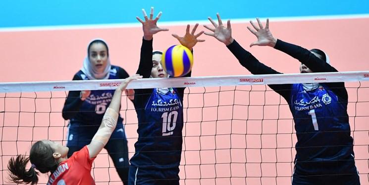 ایران صفر قزاقستان ۳ | رتبه پنجمی دختران والیبالیست هم از دست رفت