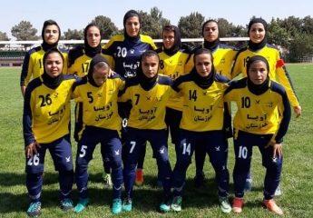1566621654 avisa khuzestan soccer women 2 345x240 قهرمانی آویسا خوزستان در لیگ دسته یک فوتبال بانوان