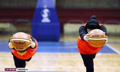 3 400x240 گزارش تصویری|تمرینات آماده سازی تیم ملی بسکتبال 5 نفره زنان