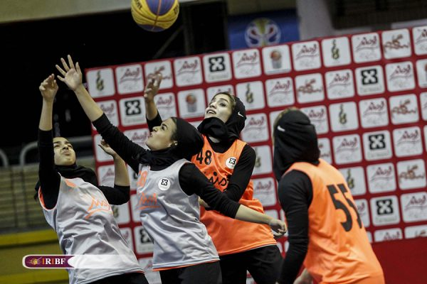 3 copy11 600x400 گزارش تصویری| رقابت های بسکتبال سه نفره بانوان در تالار بسکتبال آزادی