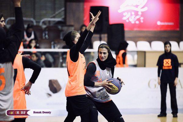 4 copy10 600x400 گزارش تصویری| رقابت های بسکتبال سه نفره بانوان در تالار بسکتبال آزادی