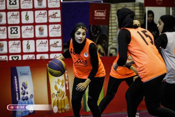 4 copy11 600x400 گزارش تصویری| رقابت های بسکتبال سه نفره بانوان در تالار بسکتبال آزادی