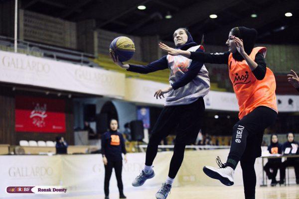 5 copy8 600x400 گزارش تصویری| رقابت های بسکتبال سه نفره بانوان در تالار بسکتبال آزادی