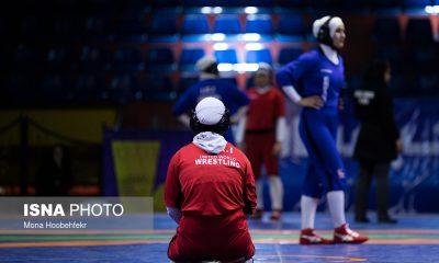 57754039 400x240 اعزام دختران کشتی گیر به مسابقات جهانی هنرهای رزمی در هاله ای از ابهام